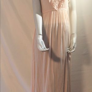 Long Vintage Style Dress•